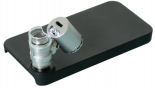 hf-AEM60IP4 Active Eye Microscope 60x with iPhone 4/4S cover